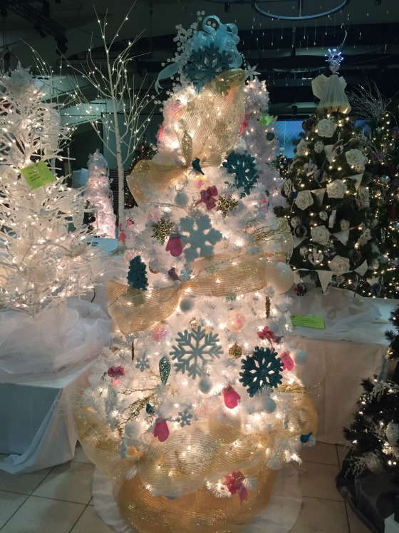 Lynn Masters' Sponsored Festival of Trees 2015 Tree
